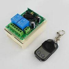 Universal Gate Garage Door Opener Remote Control + Transmitter