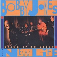 New Life, Jones, Bobby: Bring It to Jesus  Audio Cassette