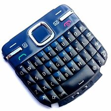 100% Genuine Nokia C3 keyboard keypad Blue C3-00 QWERTY keys send end menu pad