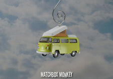 1:64 Volkswagen Bus Camper Westy Bulli VW T1 T2 Christmas Ornament Westfalia RV