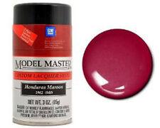 Testors Model Master 1962 GM Honduras Maroon Spray Paint Can  3 oz. 28112
