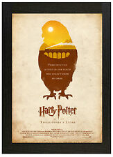 A3 Framed Poster Harry Potter and the Philosophers Stone Picture
