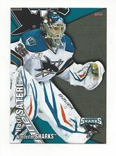 2012-13 Worcester Sharks (AHL) Harri Sateri (goalie)