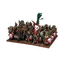 Mantic BNIB - Abyssal Dwarf Immortal Guard Regiment