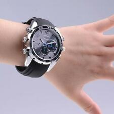 1080P HD Waterproof Spy Watch DV w/ Night Vision Hidden Cam Camera Recorder 8GB