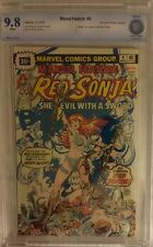 MARVEL FEATURE #4 CBCS 9.8! WHITE PAGES! 30 cent price variant! not cgc!