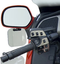 NATIONAL CYCLE WING DEFLECTOR MIR MNT LT SMK Fits: Honda GL1800 Gold Wing,GL1800