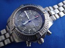 Breitling E13360 titanium watch mens large size auto sapphire sapphire diver