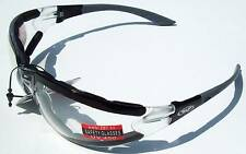 Clear Padded Motorcycle Biker Riding Glasses Sunglasses ATV STORAGE BAG goggle