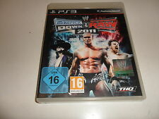 PlayStation 3  WWE SmackDown vs. Raw 2011