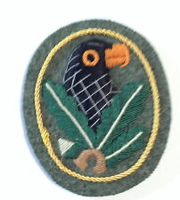GERMAN ARMY SNIPERS BADGE 1.st Class