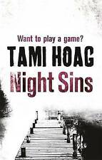 Night Sins by Tami Hoag (Paperback, 2010) New Book