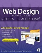 Web Design with HTML and CSS Digital Classroom, (Book and Video Training) by AG