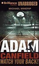 The Slash: Adam Canfield Watch Your Back! 2 by Michael Winerip (2007, CD,...