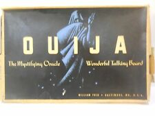 William Fuld Ouija Board NO Planchette 1950s or older Pre-Parker Brothers
