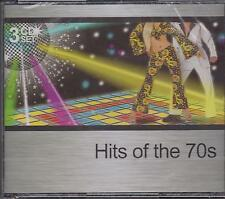 HITS OF THE 70s - VARIOUS ARTISTS on 3 CD's -  NEW -