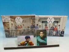 CD+DVD+Photo card EXO Love Me Right JAPAN First & EXO-L Limited SET