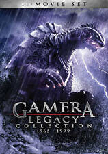 DVD Gamera Legacy Collection