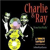 CHARLIE & RAY - I LOVE YOU MADLY (NEW SEALED CD) 16 Doo Wop Classics
