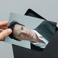Benedict Cumberbatch Photo - 6x4 inch - Un-signed - with Unsealed Gift Envelope