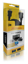 MINI C HDMI HD CABLE FOR FUJI FUJIFILM FINEPIX S4700 / X-E2 DIGITAL CAMERA