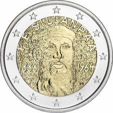 "Finland 2 Euro (€2) commemorative coin 2013 ""Sillanpaa"" - UNCIRCULATED"