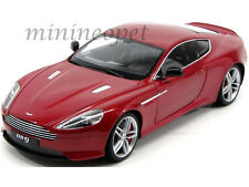 WELLY 18045 ASTON MARTIN DB9 COUPE 1/18 DIECAST RED