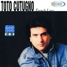 CD TOTO CUTUGNO french love