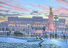 "STUNNING ORIGINAL RICHARD HARPUM M.A (Camb) ""Buckingham Palace"" London PAINTING"