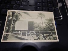 BAGHDAD BAGDAD WW1 CINEMA     ORIGINAL  POSTCARD   VVGC