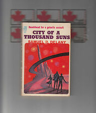 SAMUEL DELANY PB City of a Thousand Suns
