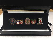 1896-1996 CENTENNIAL OLYMPIC GAMES COLLECTION COLLECTOR PINS IN BOX