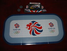 Scalextric Team GB Velodrome 2012 Track Cycling 1:64 BASE and BACKDROP only