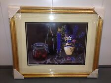 Framed Limited Edition Print / Picture By Artist Wendy Catt