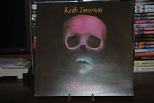 KEITH EMERSON INFERNO OST  LP 33 GIRI 12""
