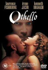 OTHELLO (1995 Laurence Fishburne) -  DVD - UK Compatible - New & sealed