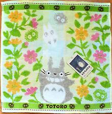 Tonari no Totoro Studio Ghibli Tovaglietta Salvietta in Spugna Fiori Nibariki