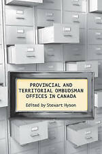 Provincial & Territorial Ombudsman Offices in Canada (IPAC Series in Public Mana
