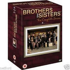 """BROTHERS AND SISTERS COMPLETE SERIES COLLECTION 1-5 BOX SET R4 """"NEW&SEALED"""""""