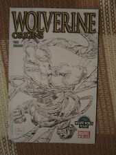 Wolverine Origins #6 Wizard World Texas sketch cover variant VF/NM 2006