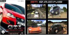 NEU: GTI & R32 & G60 & W12 & HERBIE RACING PC DVD SPIEL GAME VON VW EMPFOHLEN !