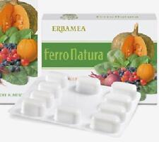 Erbamea Erbolario Ferro Natura, integratore a base di Ferro e Vitamina C