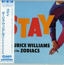 MAURICE WILLIAMS & THE ZODIACS-STAY-JAPAN MINI LP CD BONUS TRACK C94