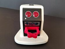 Vintage Tomy Dustbot Robot - 2x C Battery Operated Toy