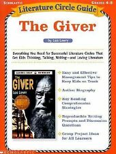 The Giver : Everything You Need for Successful Literature Circles That Get...