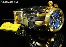 NEW Invicta Mens Reserve Venom Swiss Chronograph 18K GP Stainless Steel Watch !!