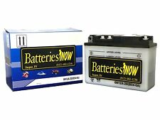 NEW 6N12A-2D Motorcycle Battery With ACID PACK    FREE SHIPPING