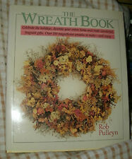 THE WREATH BOOK by ROB PULLEYN 1988 HC/DJ