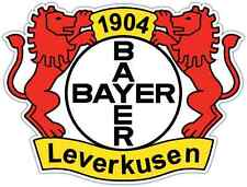 "Bayer 04 Leverkusen Germany Football Soccer Bumper Sticker Decal 5""X4"""