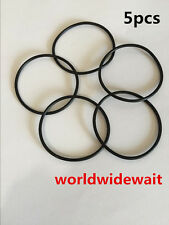 170 x 3.5mm Fuel Rubber Black O Ring Gas Petrol Tank Cap Gaskets 5pcs